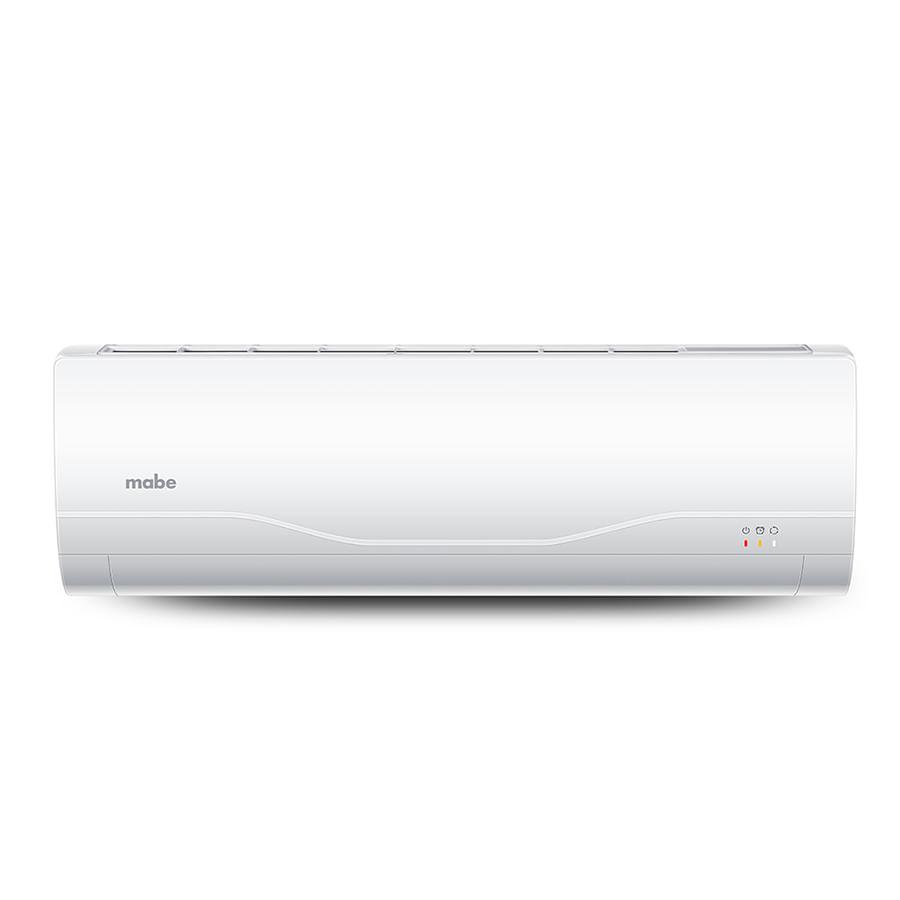 Aire-Acondicionado-MABE-Convencional-9000BTU-220V---MMT09CDBWCCC8-Blanco
