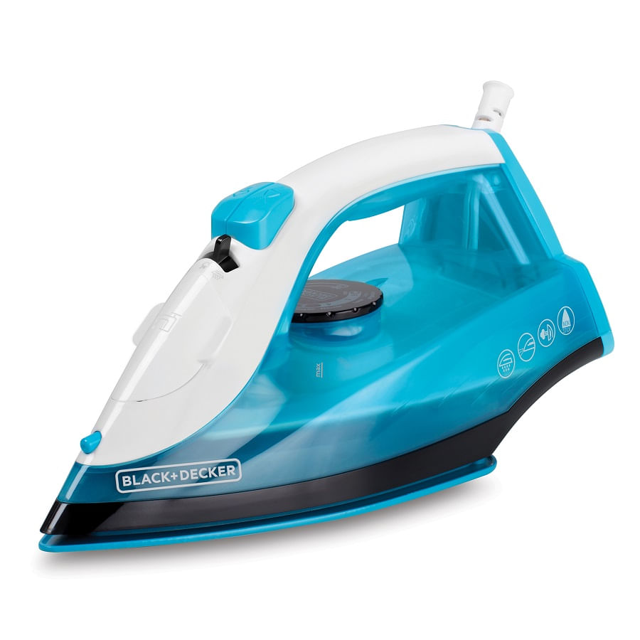 Plancha-BLACK---DECKER-TrueGlide-Colors---Azul---IRBD200