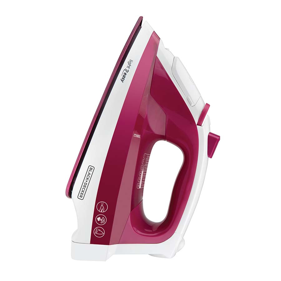 Plancha-BLACK---DECKER-Light--N-Easy---Rosado---IR1820