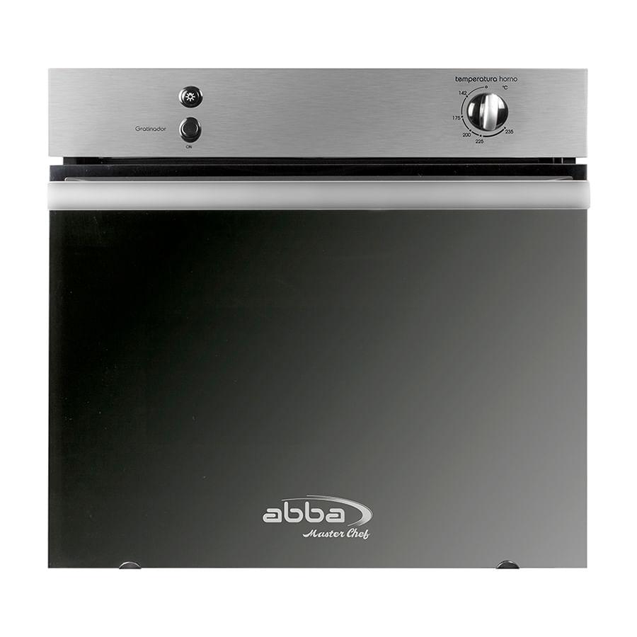 Horno-de-empotrar-a-gas-natural-ABBA-HGE-20V-GTLN-PL---Master-Chef