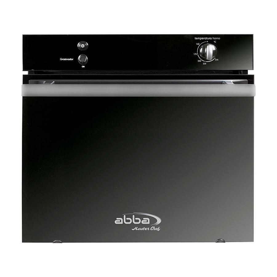 Horno-de-empotrar-a-gas-natural-ABBA-HGE-20VE-GTLN---Master-Chef