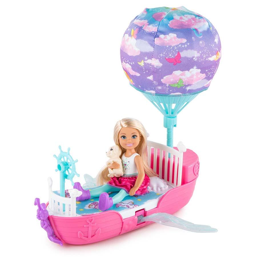 Barbie-Barco-De-Sueños