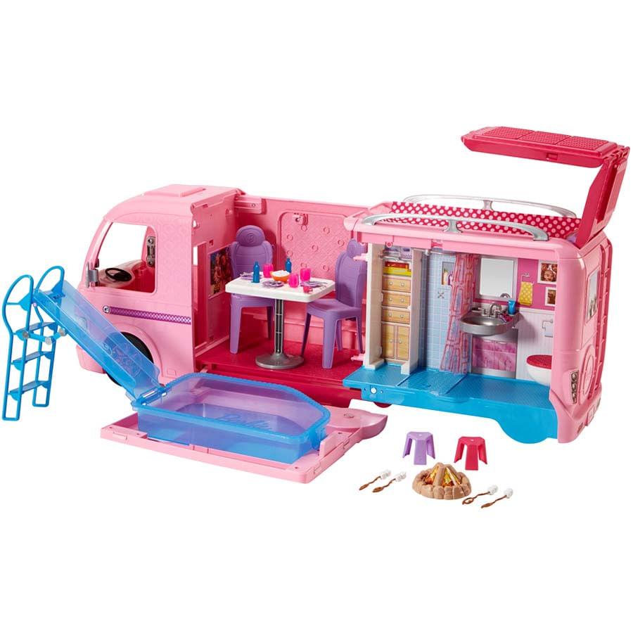 Barbie-Camper-De-Barbie