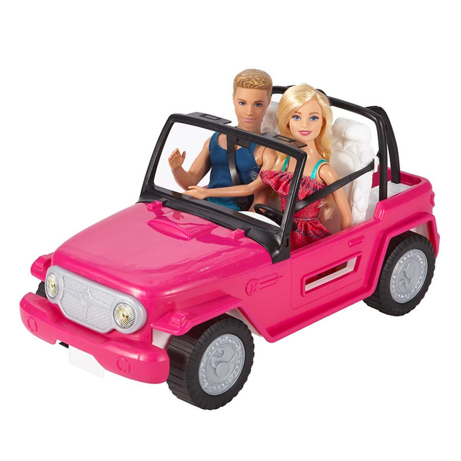 Barbie-Auto-Palaya