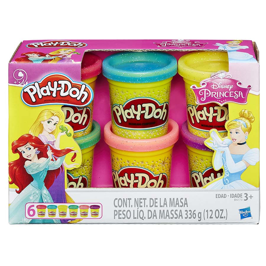 Masa-Modeladora-Play-Doh-Princess-x-6