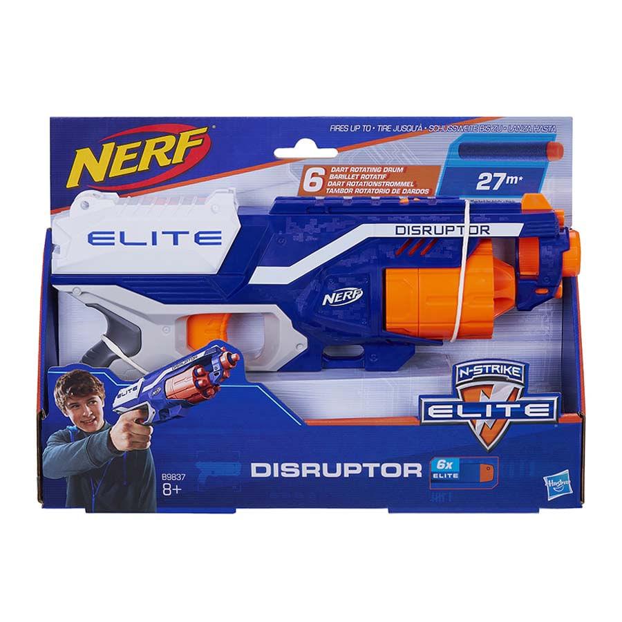 Lanzador-Nerf-Elite-Strongarm--Disruptor