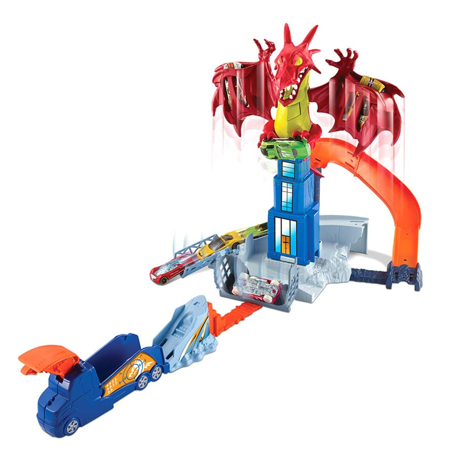 Pista-Hotwheels-Dragon-Explosivo
