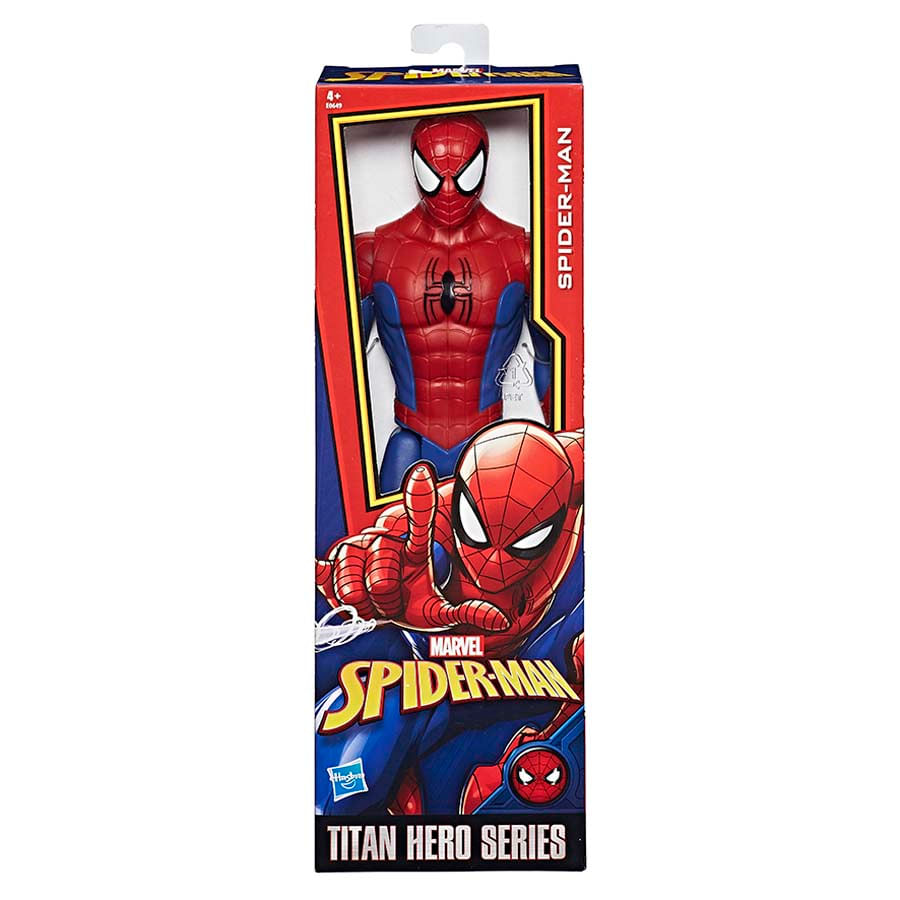 Accion-12--Titan-Spiderman