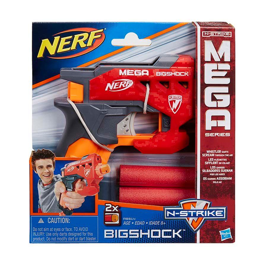 Lanzamientos-Nerf-Mega-Bigshock
