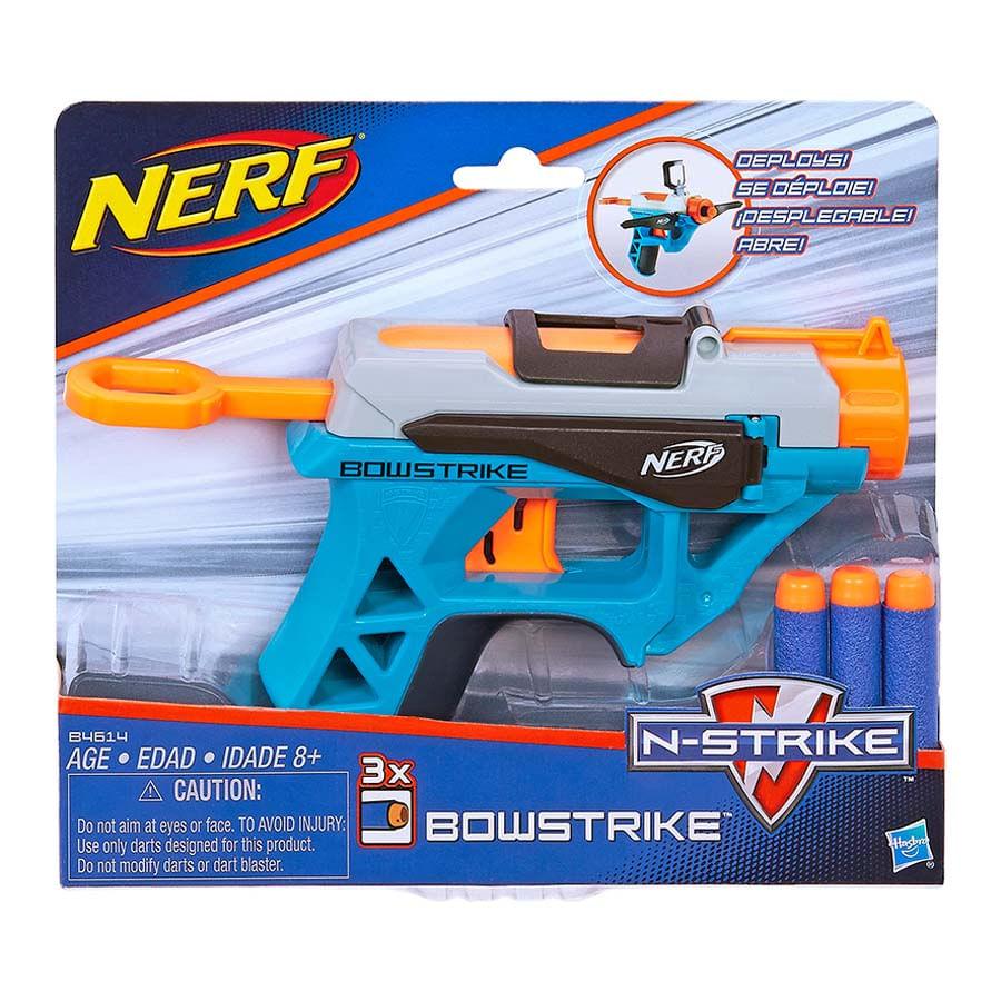 Lanzador-Nerf-Bowstrike-B4614