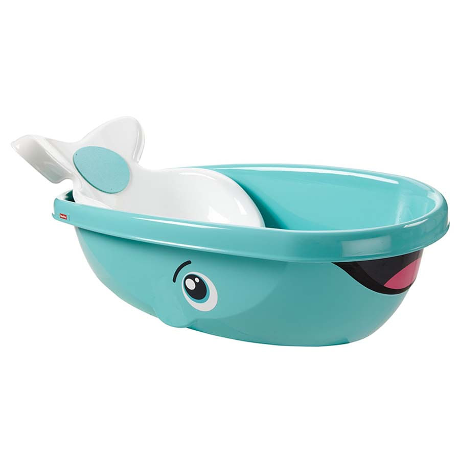 Fisher-Price--Ballena-Hora-Del-Baño
