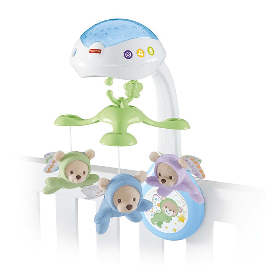 Fisher-Price--Movil-3-En-1-Mariposa