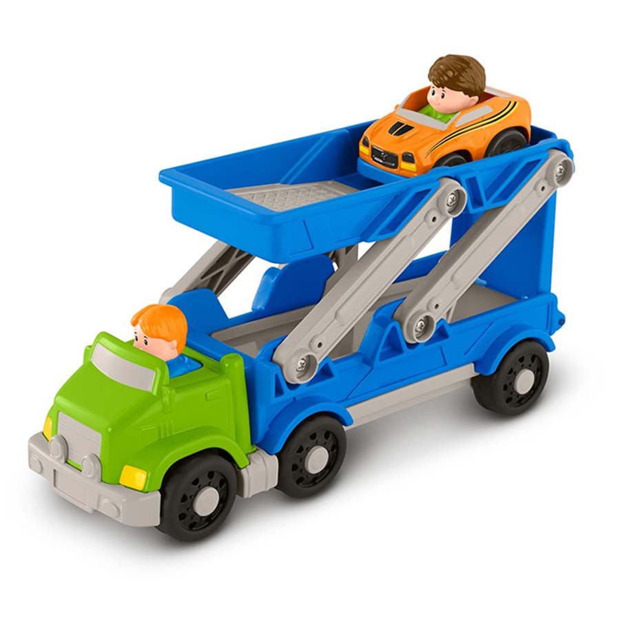 Fisher-Price-Little-People-Remolque-Rampa