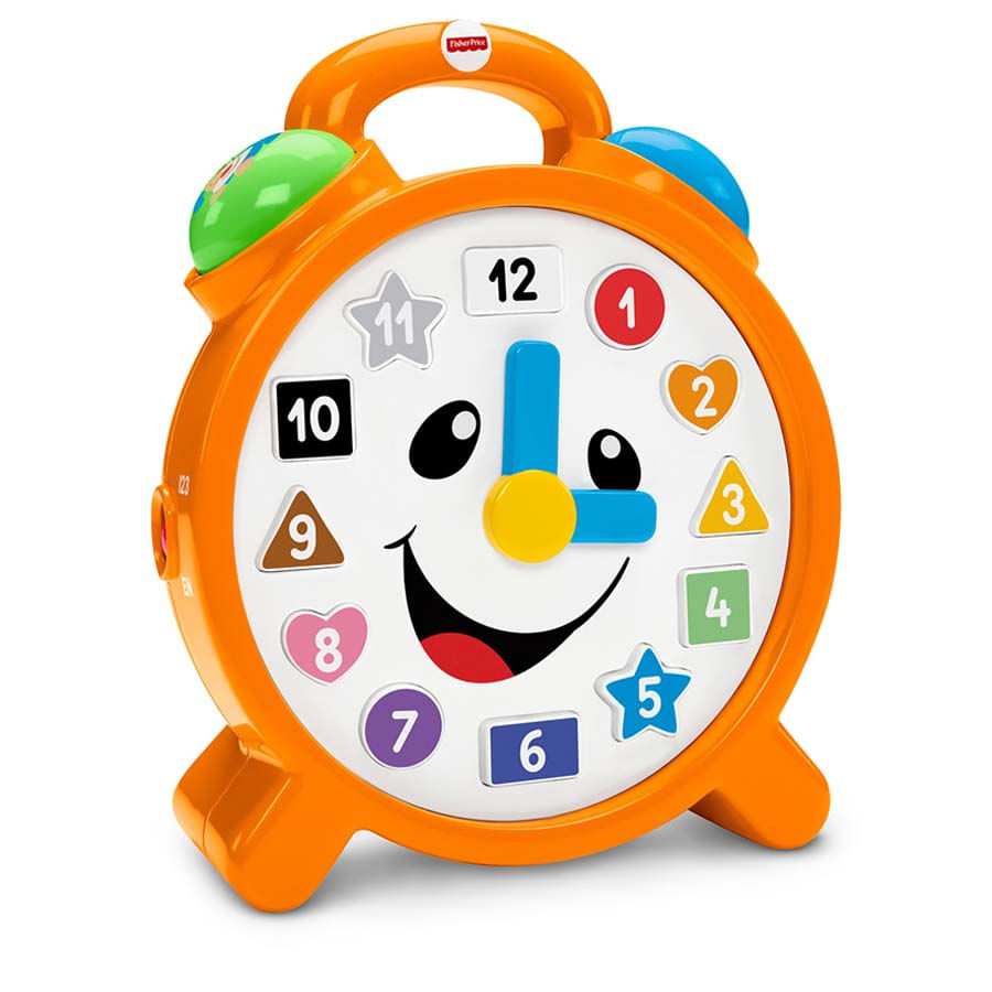 Fisher-Price-Reloj-A-Contar
