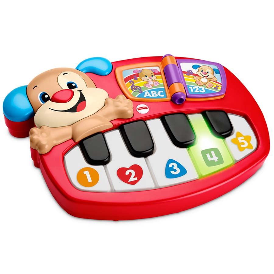 Fisher-Price--Perrito-Piano-Aprende-Conmigo