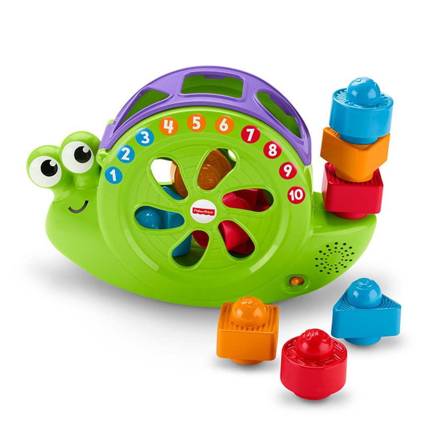 Fisher-Price--Caracol-3-En-1