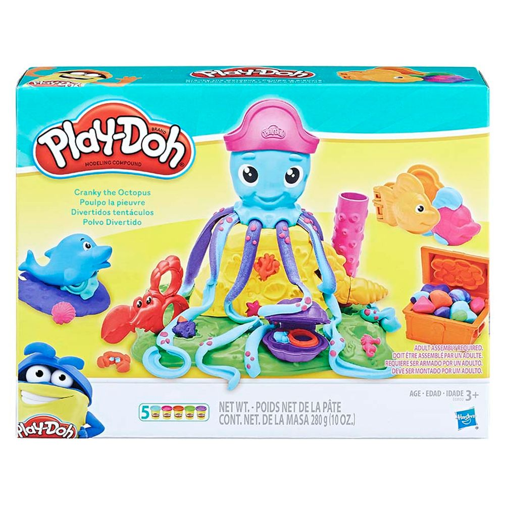 Divertídos Divertídos Play Play Divertídos Play Doh Tentáculos Doh Doh Tentáculos SzVGqUMp