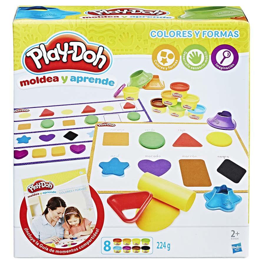 Play-Doh-Colores-Y-Formas