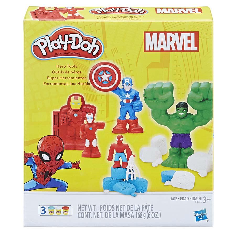 Juego-Didactico-Play-Doh-Marvel-Heroe-Herram