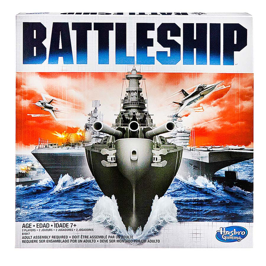 Battleship-Value-Game