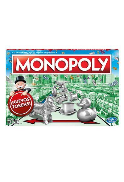 Nuevo Monopoly Clasico Olimpica