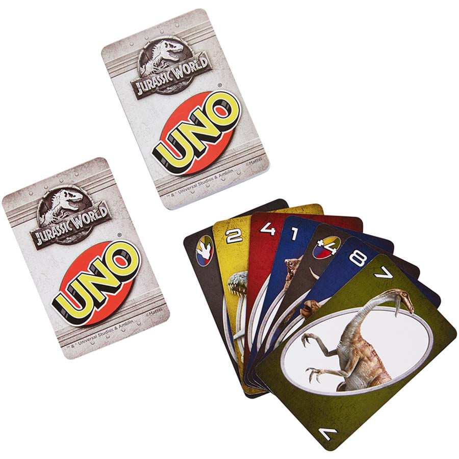 Uno-Cartas-Jurasic-World