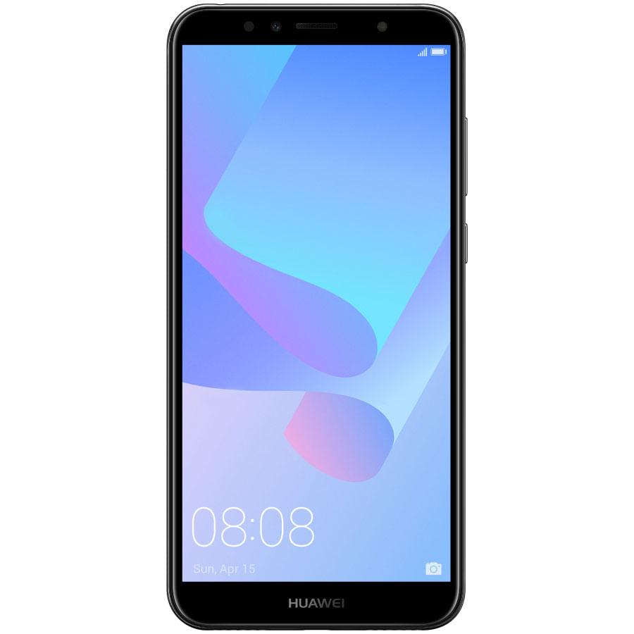 Celular-HUAWEI-Y6-2018---57----16GB---Negro