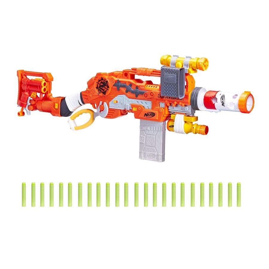 Lanzador-NERF-ZOMBIE-SCRAVENGER