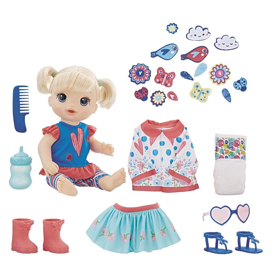 Muñeca-BABY-ALIVE--Bebe-Con-Estilo
