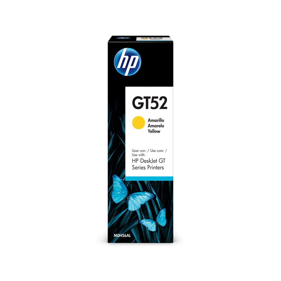 Botella-de-Tinta-HP-GT52-Amarillo-70ml