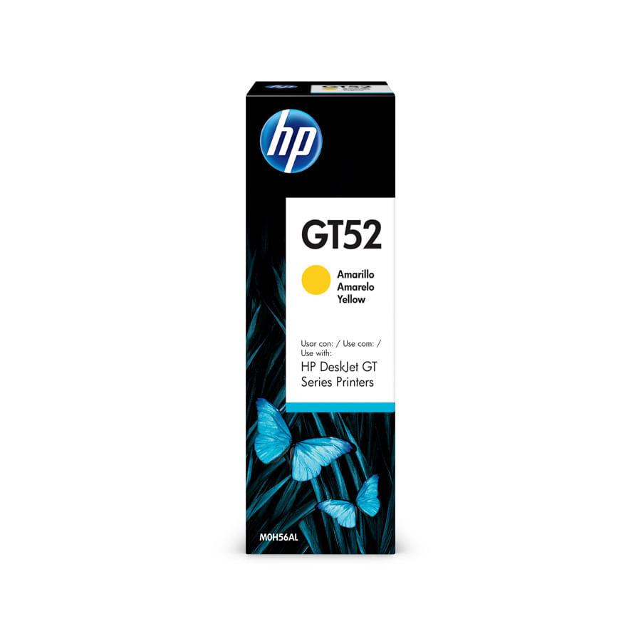 Botella-de-Tinta-HP-GT52-Amarillo-70ml