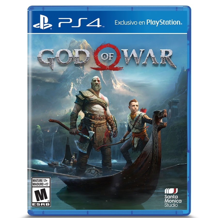 Juego-PS4---God-Of-War
