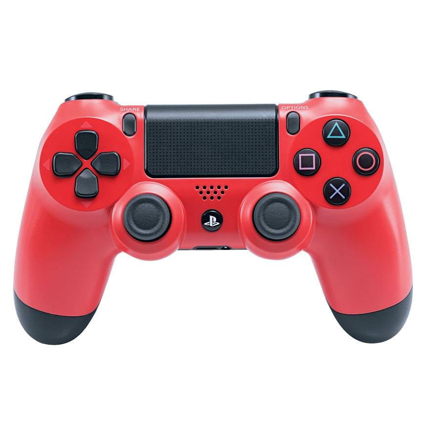 Control----PS4-DS4-SOLUTION-2GO---ROJO
