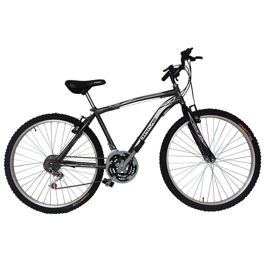 Bicicleta-DRIVE---Acero---18-Vel----Hombre-26--Negro