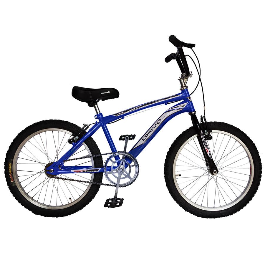 Bicicleta-DRIVE---Acero---20--BMX---Azul