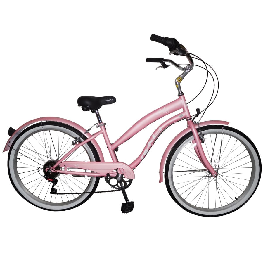Bicicleta-RALI---Polly---26--Dama---Rosado-Mate