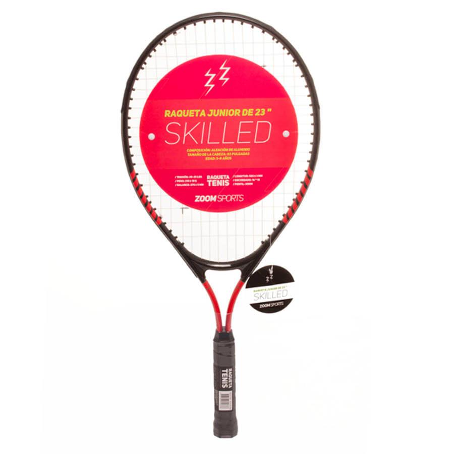 Raqueta-Tenis---ZOOM---Niño---Talla-23