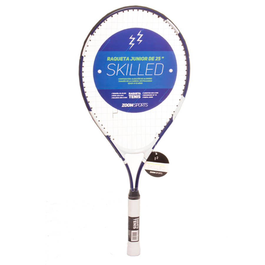 Raqueta-Tenis---ZOOM---Niño--Talla-25