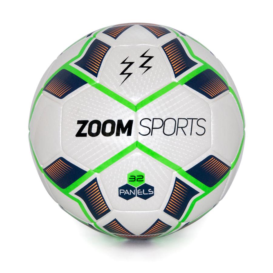 Balon-Futbol---ZOOM---Profesional-Hibrido---Verde