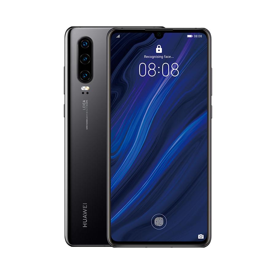 Celular-HUAWEI-P30---Black---61---128-GB
