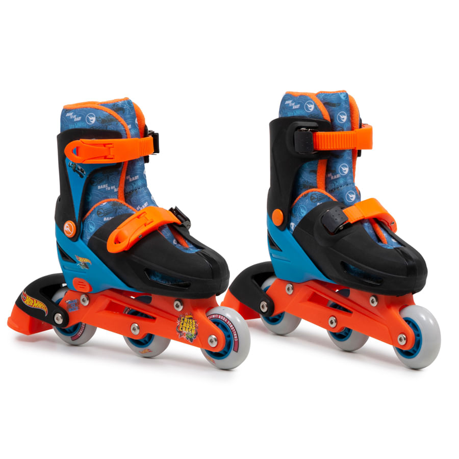 Patines-ZOOM---2-En-1-Hot-Wheels---Talla-S
