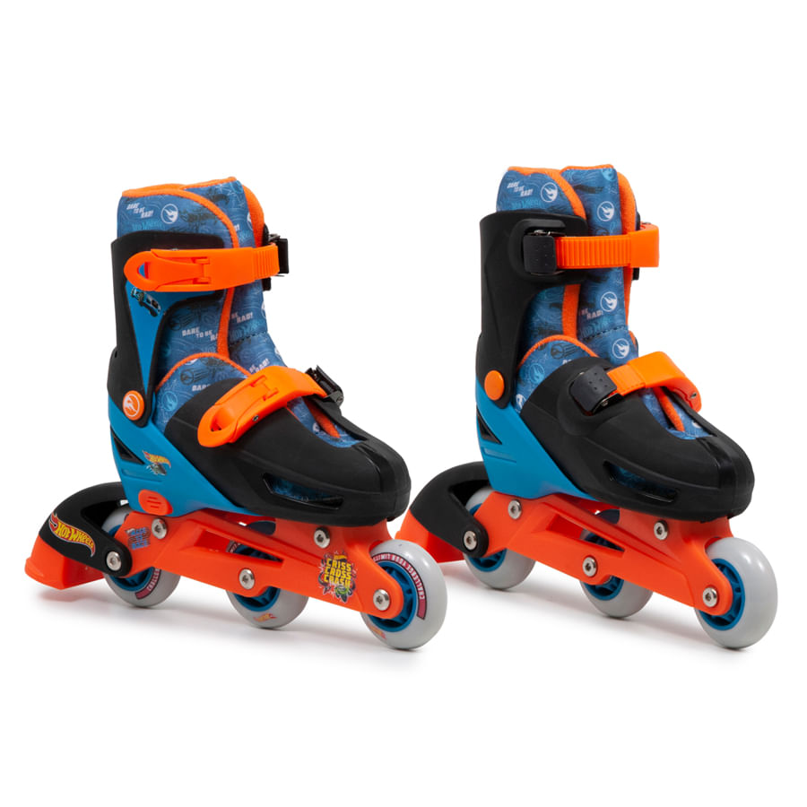 Patines-ZOOM---2-En-1-Hot-Wheels---Talla-SS
