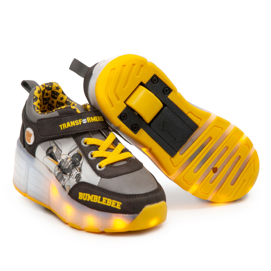 Zapatos-ZOOM----Ruedas-Transformers-Talla-31