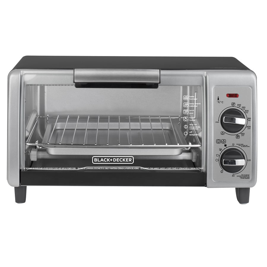 Horno-Electrico-De-Conveccion-Natural---BLACK-DECKER---TO1705SG-LA