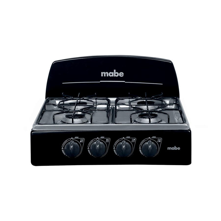 Cocineta-4-puestos-MABE-Negra---CM51CNXP0