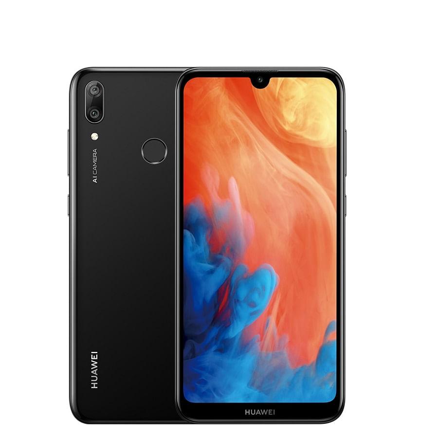 Celular--HUAWEI-Y7-2019---Negro