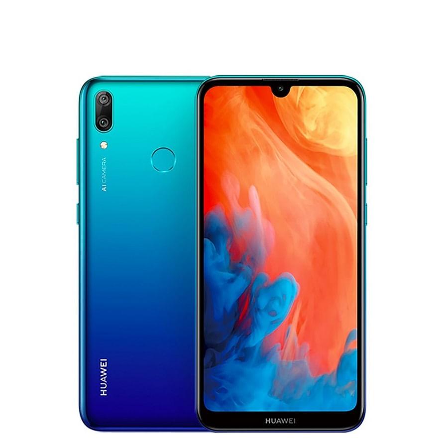 Celular--HUAWEI-Y7-2019---Aurora-Blue