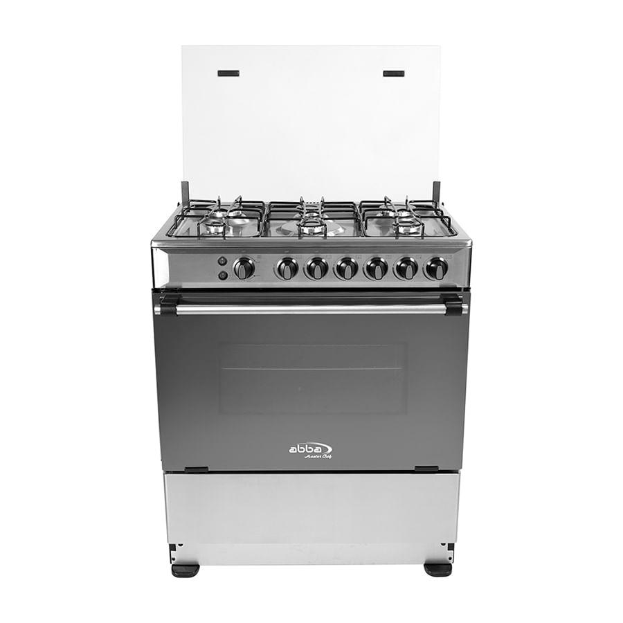 Estufa-a-gas-natural-ABBA-AB-505-4N---Master-Chef---6-puestos