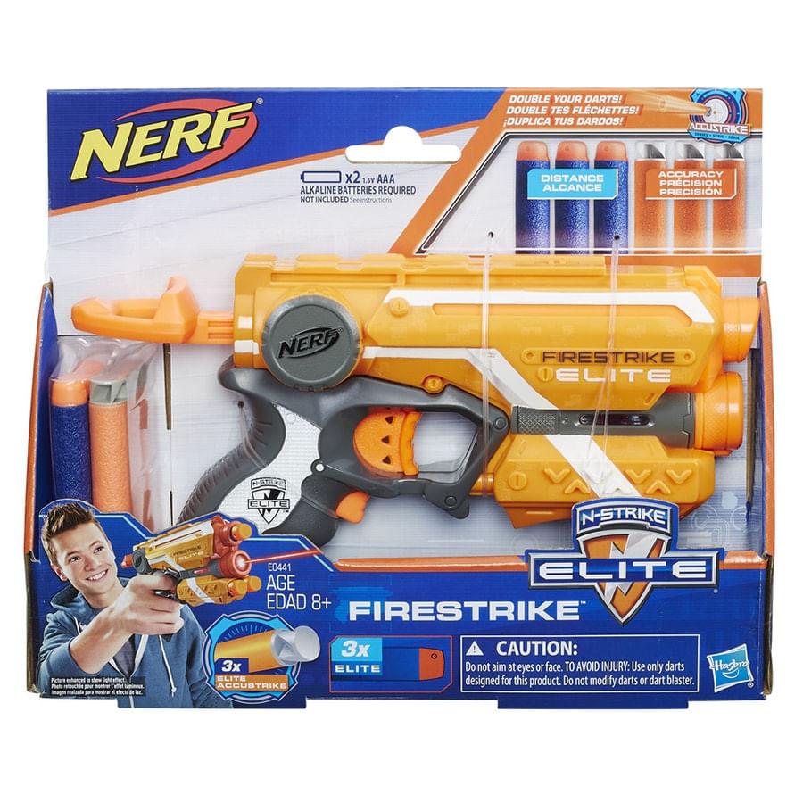lanzador-NERF--elite-firestrike-doble-dardos