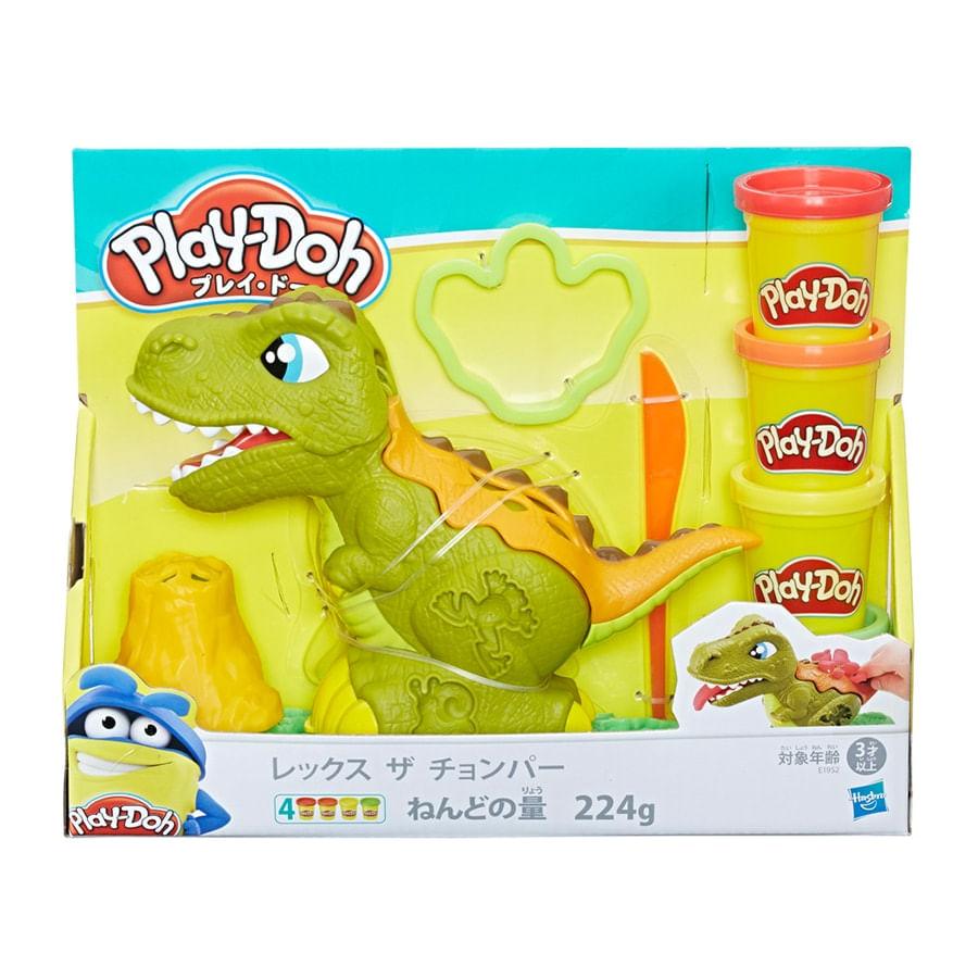 PLAY-DOH--Rex-el-Dinosaurio